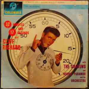 Cliff Richard With The Shadows And Norrie Paramor And His Orchestra - 32 Minutes And 17 Seconds With Cliff Richard download mp3 flac