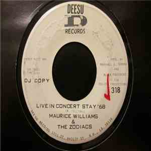 Maurice Williams & The Zodiacs - Live In Concert Stay '68 / Live In Concert Dance Dance'68 download mp3 flac