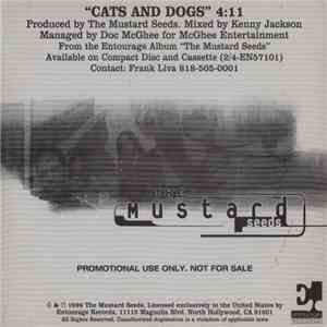 The Mustard Seeds - Cats And Dogs download mp3 flac